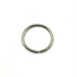 Piercing/Aço/Argola/Nariz/ Espessura 0.6mm