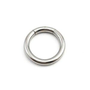Piercing - Argola - Segmentada - Aço Cirúrgico - Espessura 2.5 mm
