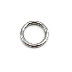 Piercing - Argola - Segmentada - Aço Cirúrgico - Espessura  2mm