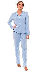 Pijama Vera abotoado