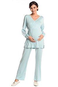 Pijama Cassia Maternidade