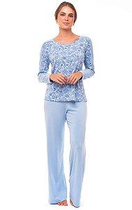 Pijama Luana fechado
