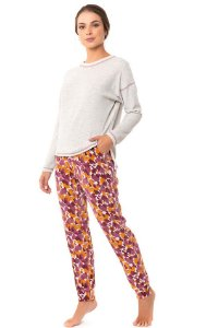 Pijama Homewear Longo Isis