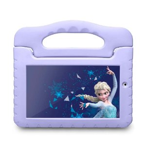 """Tablet Tela 7"""" Android 8.1 Wi-Fi 16GB Frozen II Plus - Multilaser"""