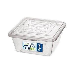 Pote Xplast Flip Box 400ml