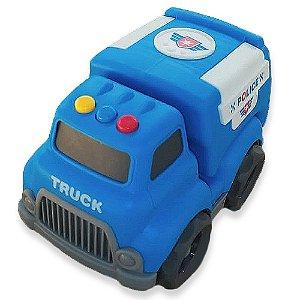 Caminhãozinho Azul Police - BBR Toys R2988
