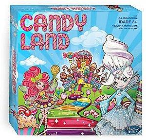 Jogo Candy Landy - Hasbro