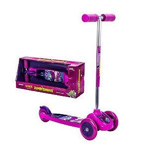 Patinete 3 Rodas Zumbizinhos - Zumbella - Unik Toys