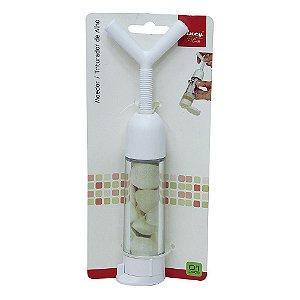Moedor Triturador de Alho Branco 20CM Plastico - Wincy