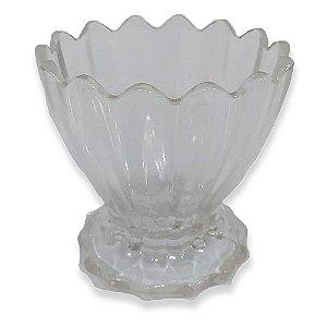 Jogo Taça Sorvete com 3 Peças City Glass 200ml - Em Casa Tem