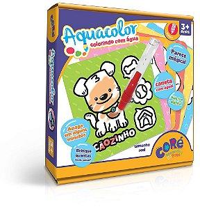 Aquacolor Colorindo com Agua - Toyster