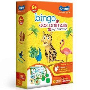 Bingo dos Animais - Toyster