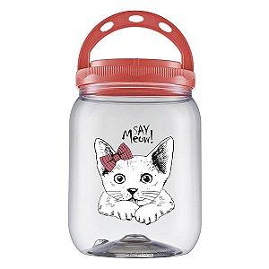 Pote Baby Cat 1.7L - Industria Bandeirante