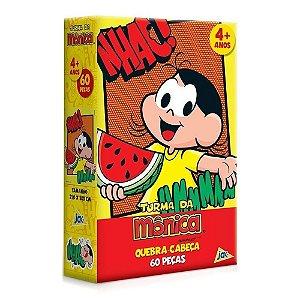 Jogo Quebra Cabeça Turma da Mônica (Magali) 60Peças - Toyster