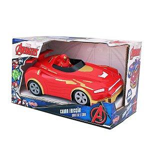 Carro à Fricção Homem de Ferro Vingadores - Toyng