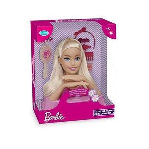 Busto de Boneca Barbie Styling Hair - Pupee