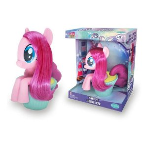 Boneca My Little Pony Pinkie Pie Styling Head - Pupee