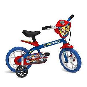 Bicicleta Aro 12 - Patrulha Canina - Bandeirante