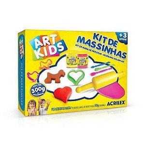 Kit de Massinhas 300g - Acrilex