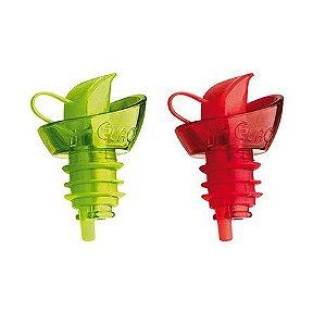 Conjunto Bico Dosador Color - Euro Home
