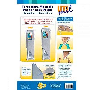 Forro Mesa Passar Term.120X45cm - Utimil
