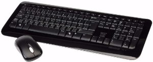 Kit Wireless Teclado e mouse  Desktop 850 Microsoft