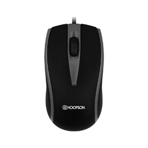 MOUSE USB 1000DPI HOOPSON MS-038S