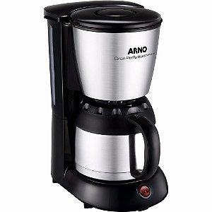 Cafeteira Arno Inox Gran Perfectta Thermo 24 xícaras 127V - CFX2