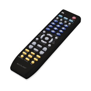 CONTROLE UNIVERSAL 3X1 MULTILASER