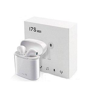 Fone de Ouvido Bluetooth i7S TWS