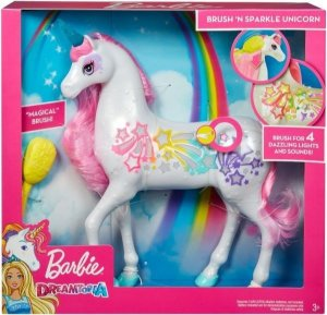 Unicórnio  Brilhante Barbie Mattel