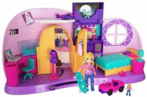 Quarto Da Polly Pocket - Mattel FRY98