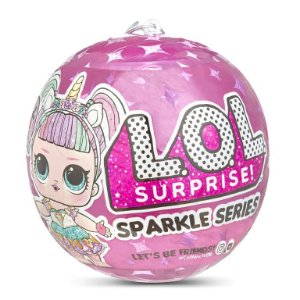 Boneca Lol - 7 Surpresas - Sparkle Series Candide