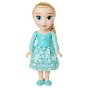 Boneca Articulada Elsa Frozen Disney