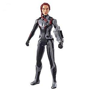 Boneco Avengers Titan Hero Viúva Negra Power FX 2.0 - Hasbro