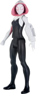 Boneco Spider Gwen Power Fx Titan Hero - Hasbro