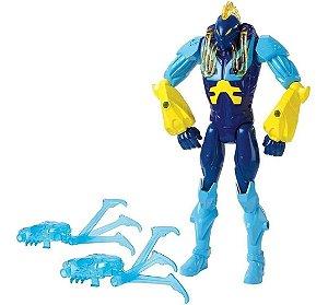 Max Steel Figura Garra Mutante - Mattel