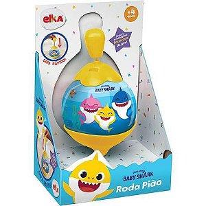 Roda Pião Elka Baby Shark 1131