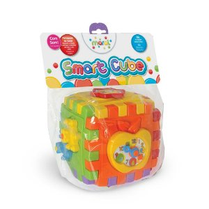 Smart Cube Solapa Sem Som - Maral