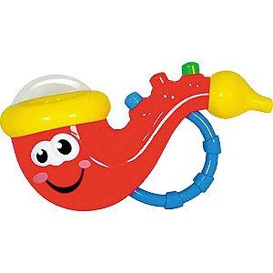 Bebê Bandinha Sax ZP00012 Zoop Toys