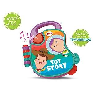 Meu Livrinho Sonoro Toy Story Baby- Elka