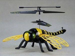 Helicoptero Libelula Controle Remoto - Fenix