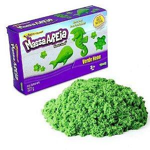 Massa Areia Neon Verde 227g.sort. - Sunny