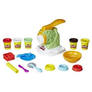 Conjunto Play-Doh Fazendo Macarrão - Hasbro