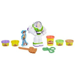 Play Doh Disney Toy Story 4 Buzz Lightyear e Woody - Hasbro