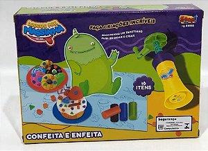 Loucos Por Massinha - Confeita E Enfeita - Zoop Toys