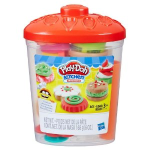 PLAY DOH COOKIE JAR HASBRO