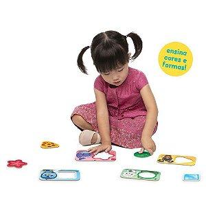 Jogo de Encaixe Minhas Primeiras Formas - Toyster