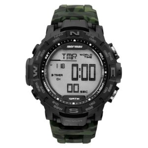 Relógio Mormaii Masculino Militar - MO1173C/8V