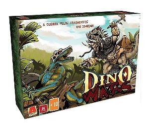 Dino Wars - Jogo de Tabuleiro - Algazarra